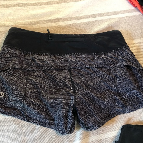 lululemon athletica Pants - Grey Lululemon shorts